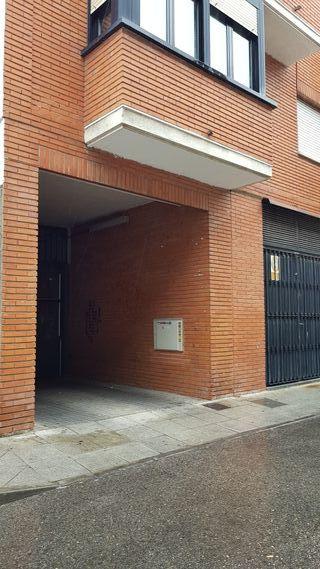plaza garaje calle poeta villaespesa 12 pinto
