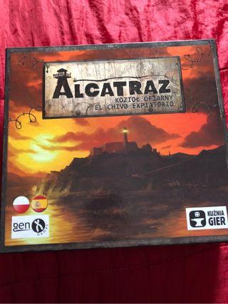 Alcatraz juego de mesa