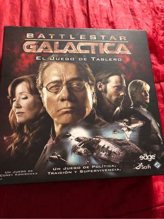 Battlestar Galactica juego
