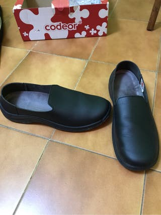 Zapatos trabajo 24hs