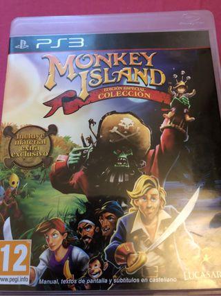 Monkey Island Edicion Ps3