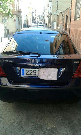 Ford mondeo tdci Diesel