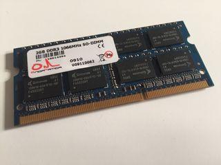 2Gb Memoria Ram para macbook