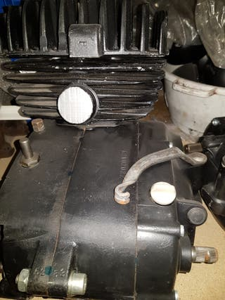 Motor Montesa Enduro Crono 75