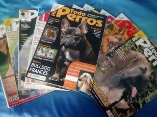 Colección revistas Todo Perros
