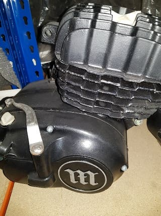Motor Nuevo Enduro 80H7
