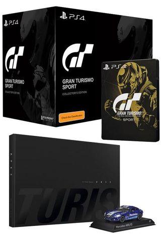 Gran Turismo Sport Collector Edition