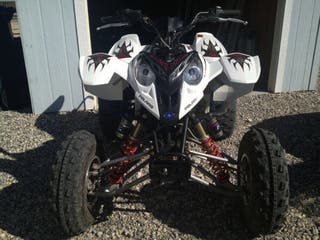 Despiece polaris predator 500 troy lee desing 2009