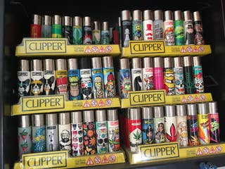 Colección de clippers