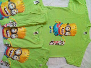 camisa minion