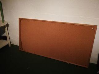 panel de corcho