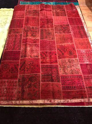 Pachwork alfombra