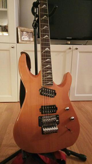 Guitarra eléctrica Hamer Diablo Deluxe
