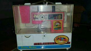MAQUINA de coser juguetes VINTAGE años 80