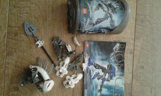 lego bionicle 8588 Kurahk
