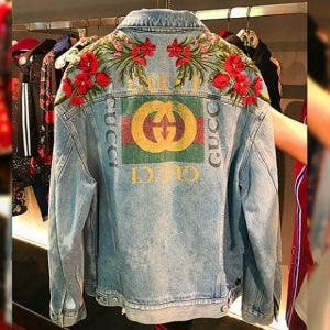 Gucci Denim Jacket