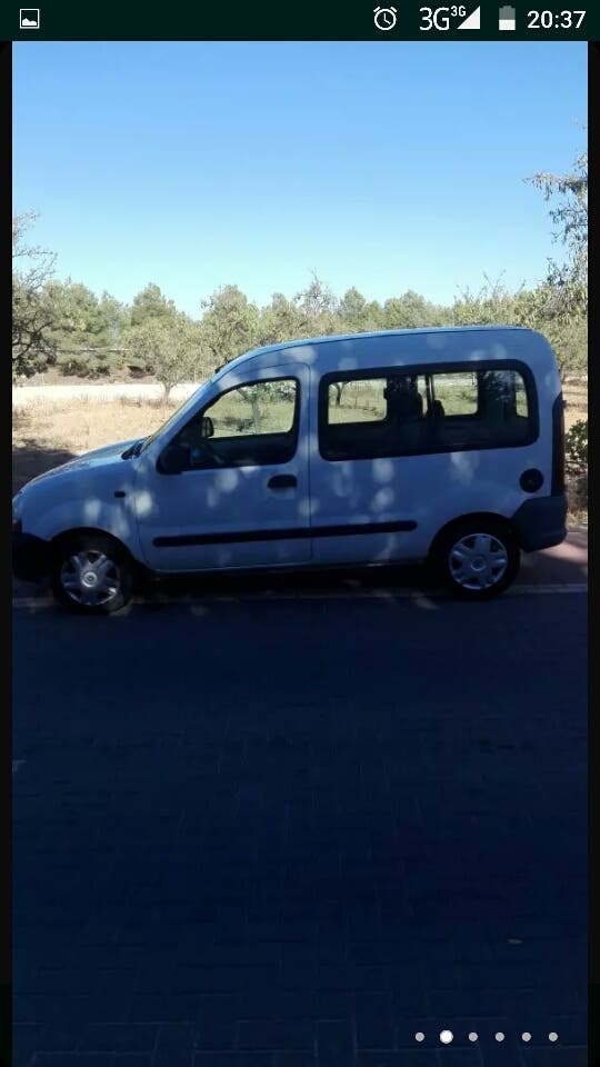 Renault kangoo 1.9D