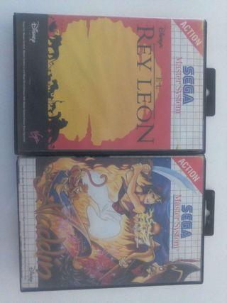 Juegos SEGA Master System