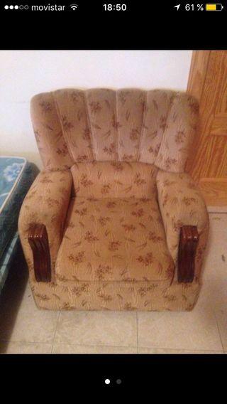 Sofa individual .
