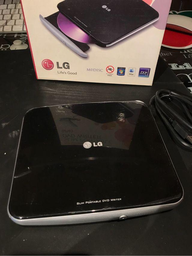 LG GP 40
