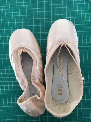 Puntas ballet nuevas