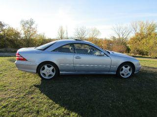 Mercedes-benz CL 500 306CV V8 HIBRIDO GLP 2000