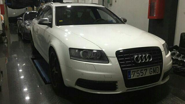 Audi s6 2007