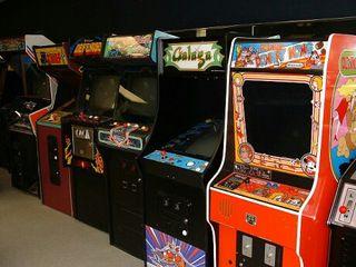 Restauración de máquinas Arcade.