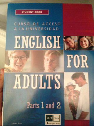 Libro English for adults