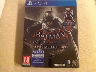 Batman arkham night especial edition