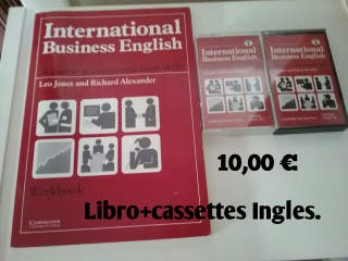 Libro inglés, business.