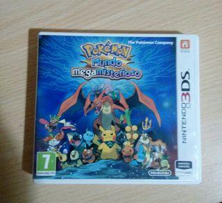 pokemon: Mundo megamisterioso