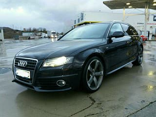 Audi A4 S-LINE completo