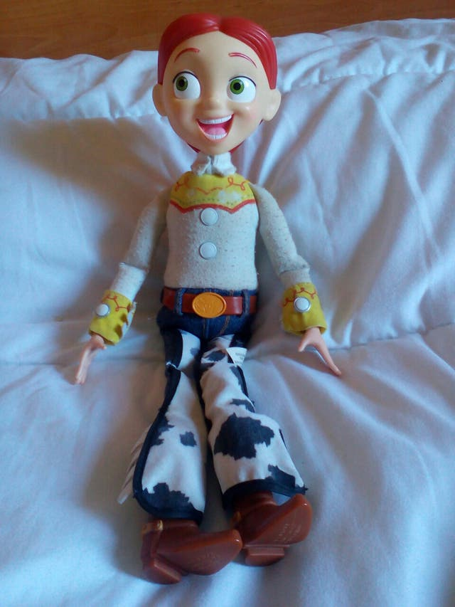 Muñeca Jessie Toy Story Yodel Sing de segunda mano por 17 € en ... 0726e23e007