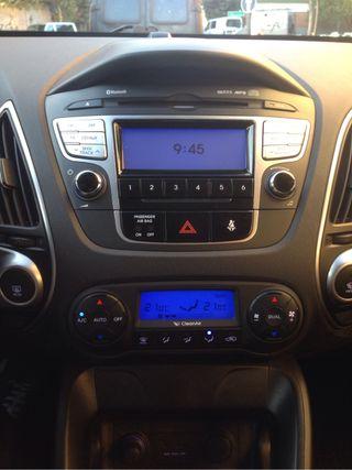 Hyundai ix35 crdi 2000cc 136 cv 4*4
