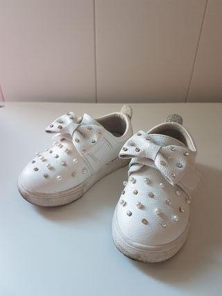 zapato niña talla 23