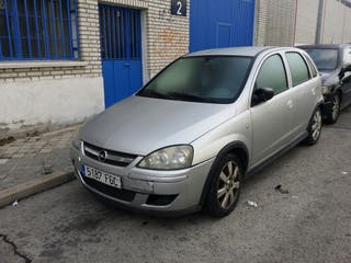 Opel Corsa 2 Inyectores