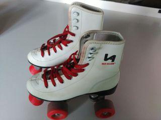 patines de 4 ruedas talla (34)