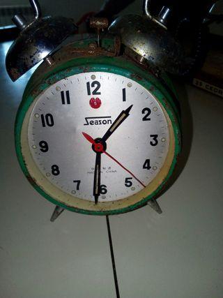 Reloj season antiguo