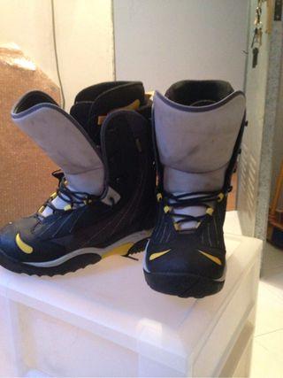 botas de snow 44