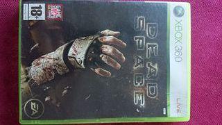 Videojuego Dead space xbox360