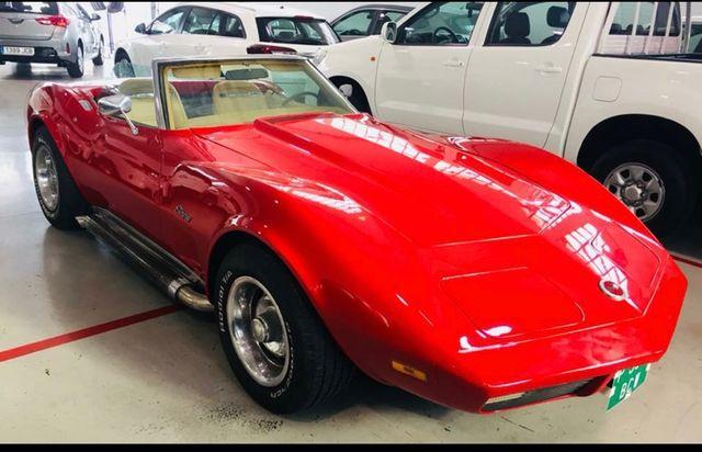 Corvette C3 Cabrio 1980