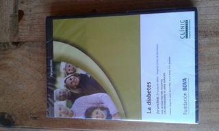 guia interactiva diabetes dvd nuevo