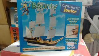Barco para montar nuevo