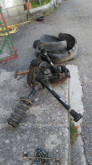 suspension ibiza 6l 1.9 sdi 2002