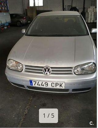 Volkswagen Golf. V5 1999