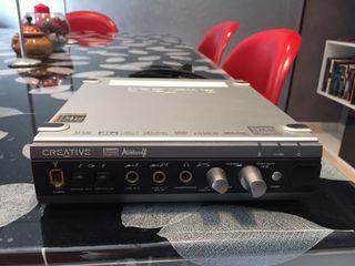 SoundBlaster Audigy 4 Pro