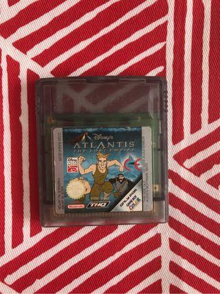 Atlantis Gameboy Color