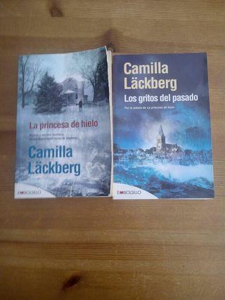 libros camila lackberg