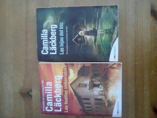 libros camilla lackberg